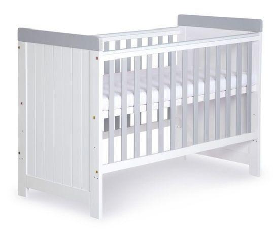 Nowe łóżeczko/tapczan 140x70 z materacem