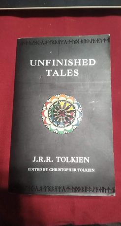 Unfinished Tales of Númenor and Middle-earth - J.R.R.Tolkien