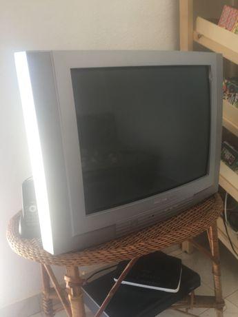 Vendo televisão cinza grundig
