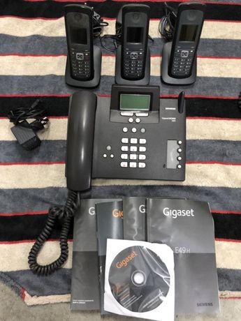 Centrais telefônicas Siemens