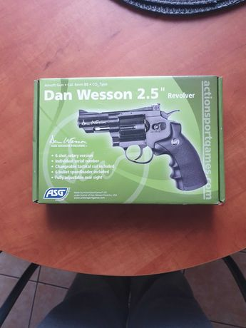 Dan Wasson ASG 6 mm NOWY!! 210 zł