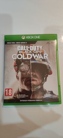 Call of Duty cold War xbox one/series x/s