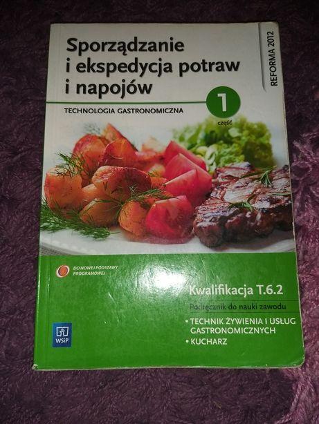 Sporządzanie i ekspedycja potraw i napojów T.6 TechnikŻywienia i usług