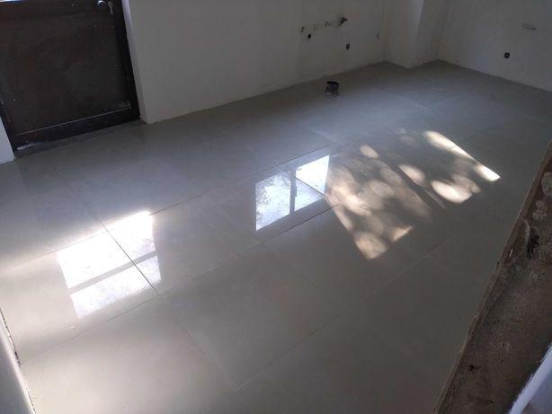 Pavimento Margres Time 2.0 Silver Polido 60x60cm - 16.2m2