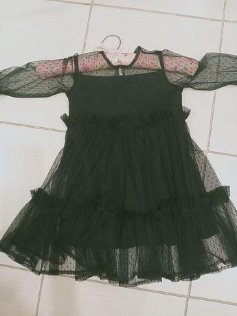 Нарядное платье на девочку 4лет