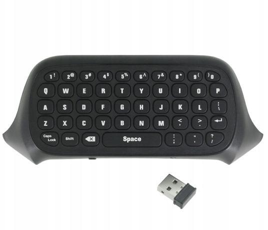 Nowa Bezprzewodowa klawiatura ChatPad pada Xbox One S