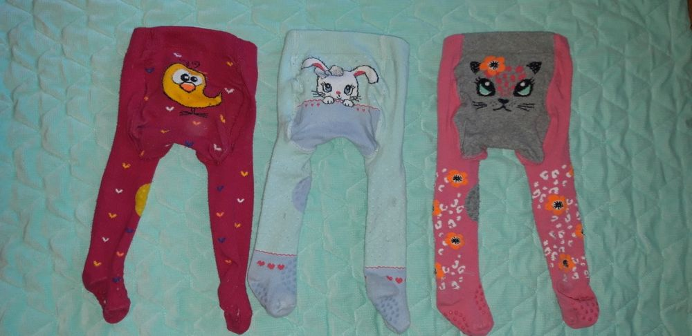 Rajtuzki do raczkowania dla dziewczynki 68 74 komplet Przemyśl - image 1