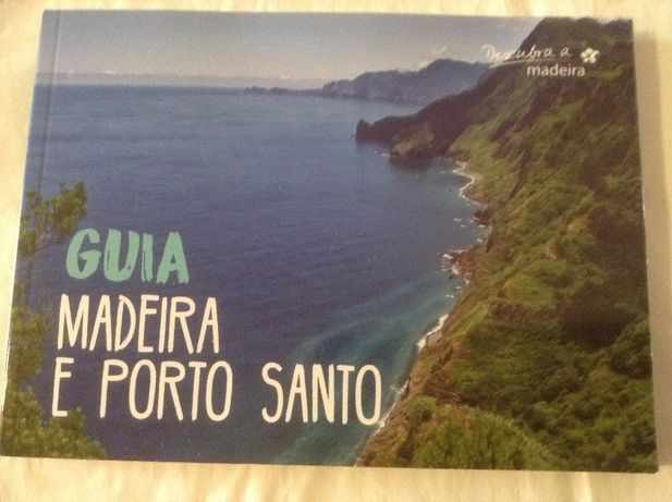 Livro Guia da Madeira e Porto Santo