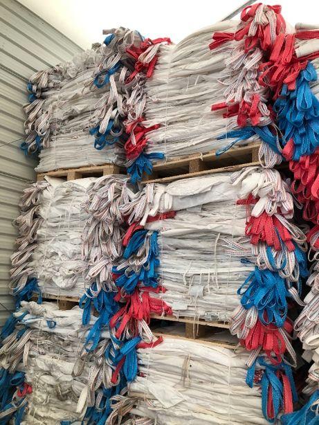 opakowania BIG-BAG nowe i używane na zboże owies ziarno 100/100/100