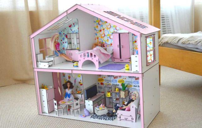 театр кукол румбокс домик барби кукольный дом для игрушек куклы винкс