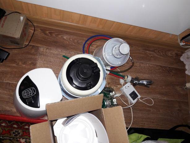 Фильтр для воды espring  с НОВЫМ  картриджом