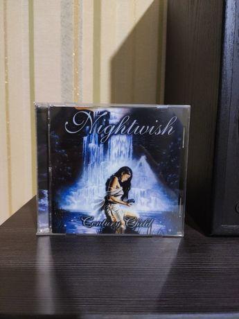 Nightwish - Century Child (2002) audio CD компакт диск Moon Records