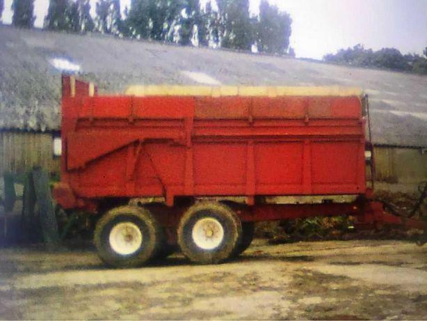 Rozrzutnik Obornika Jeantil 12 ton
