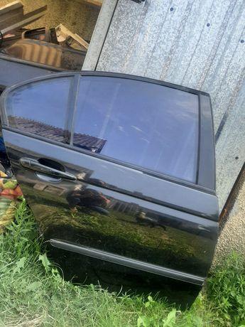 Drzwi bmw 46 Sedan black sapire metalic