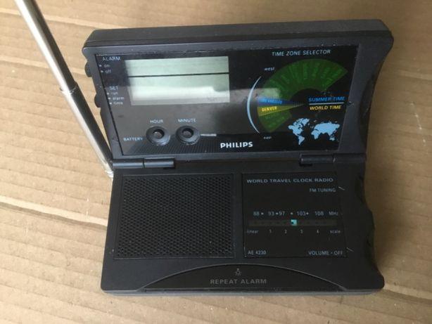 PHILIPS AE 4230 / 03 World Travel Clock Radio