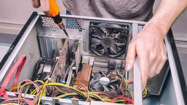 Компьютерная помощь г. Днепр