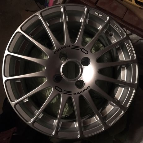 ОДИН ДИСК OZ Racing Superturismo GT 7x16/4x108 ET16 DIA65