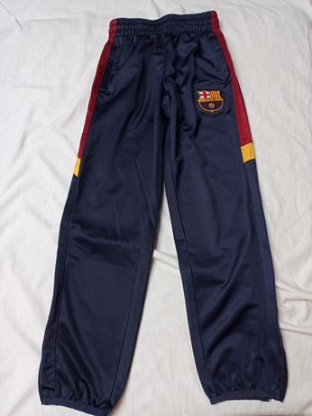 Spodnie FCB 7/8 lat długie na WF