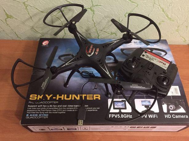 Квадрокоптер Sky- Hunter