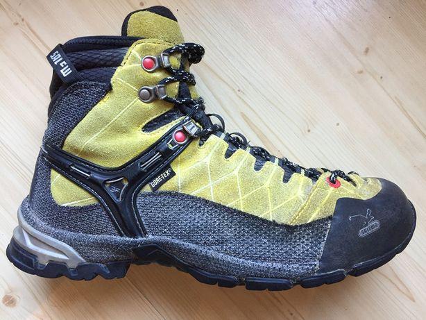 Salewa Ms Alp Trainer MID GTX 42 gorskie trekingowe buty wysokie