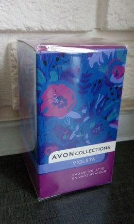 Woda toaletowa Violeta 50ml Collections Avon