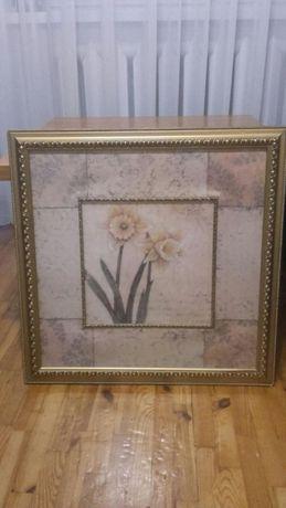 Obraz za szkłem 61x61 cm
