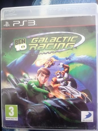 Ps3 Ben 10 Galactic Racing