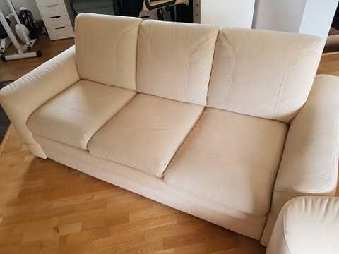 Sofa i fotel Meble Bydgoskie komplet wypoczynkowy