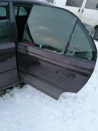 Drzwi lewe tylne Z299 Opel Omega B FL sedan