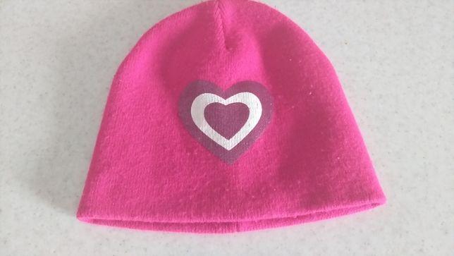 czapka dziewczęca + komin gratis
