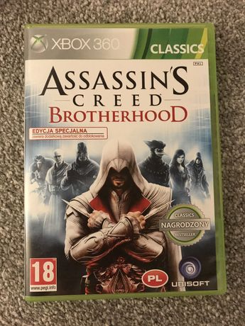 Assassin's Creed Brotherhood Xbox 360 / Xbox one