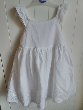 Sukienka biała 51015