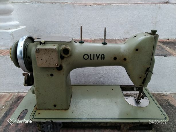 Máquina oliva sem o movel