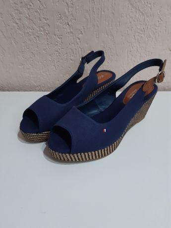 Nowe sandałki 37 wkładka 24cm