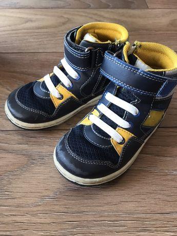 Sneakersy Geox dla chłopca, świecące! rozm. 25,cena 55zl z przesyłka!