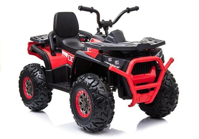 Quad na Akumulator XMX607 Czerwony 4x45W do 55 Kg
