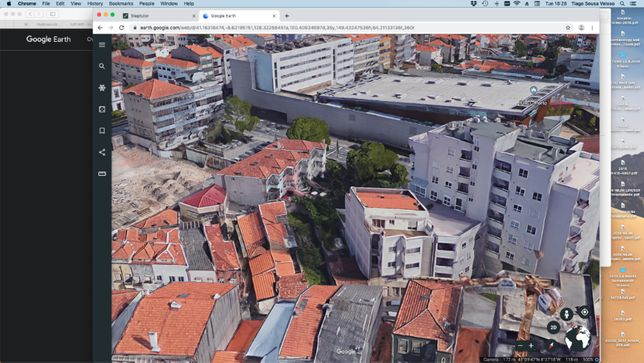 Investimento - Terreno Centro do Porto