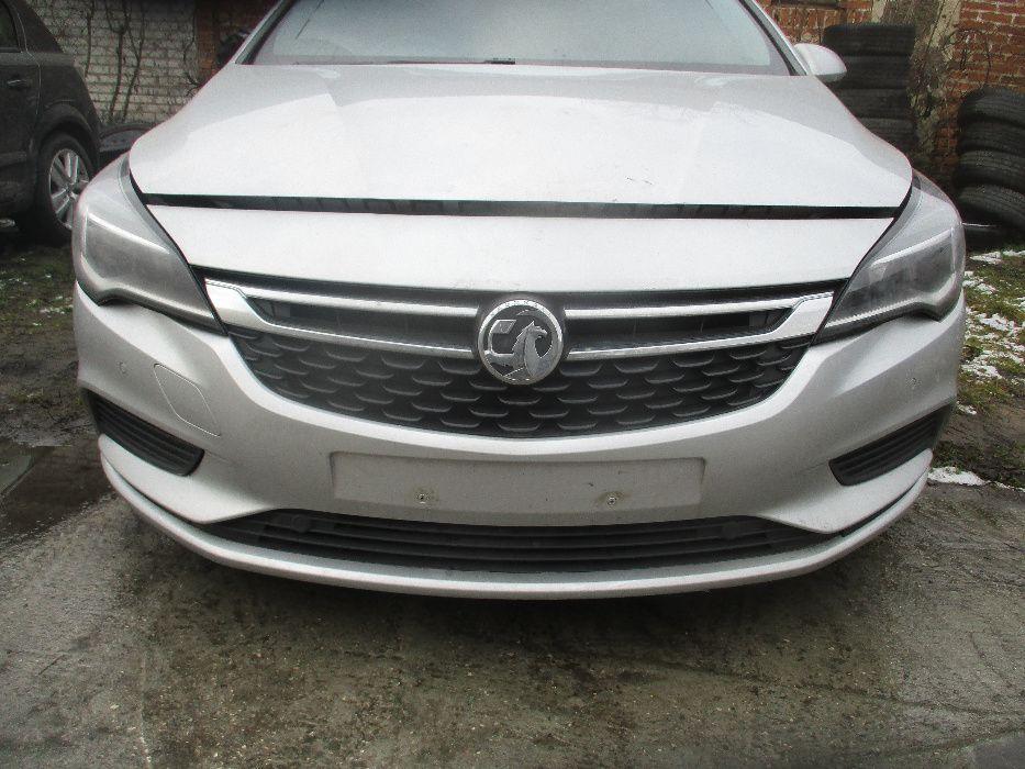 Opel Astra K V 5 zderzak przedni kompletny Z176 Kobyla Wola - image 1