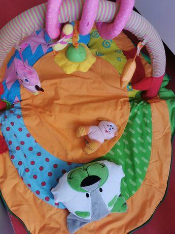 Tapete/ginásio de bebé