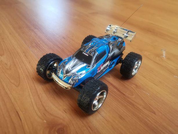 Mini carro RC Wltoys Racer Truggy 1:32 comando 2.4Ghz