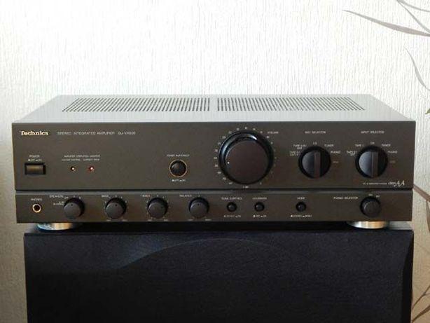 SU-VX500 Technics wzmacniacz Technics Stereo Integrated Wzmacniacz