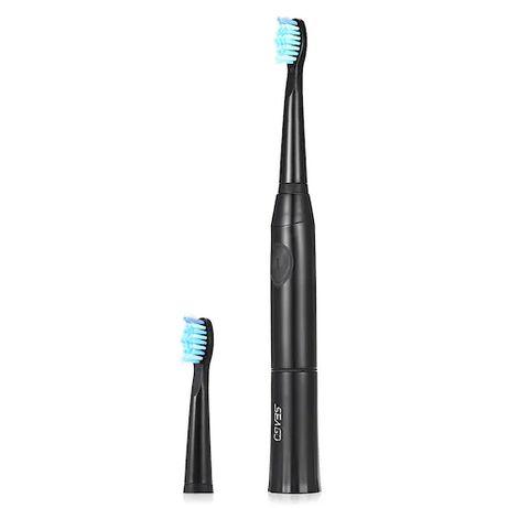 Ультразвуковая умная электрическая зубная щетка SEAGO E2 + 2 насадки