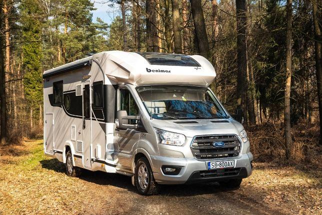 Wynajem kamperów Śląsk - campery Bielsko - zimowe 2021 nowe - hak