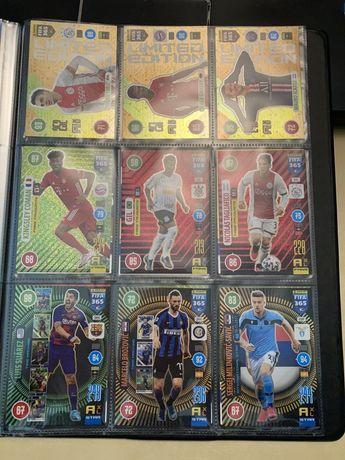 Karty piłkarskie panini fifa 365. 2020/2021