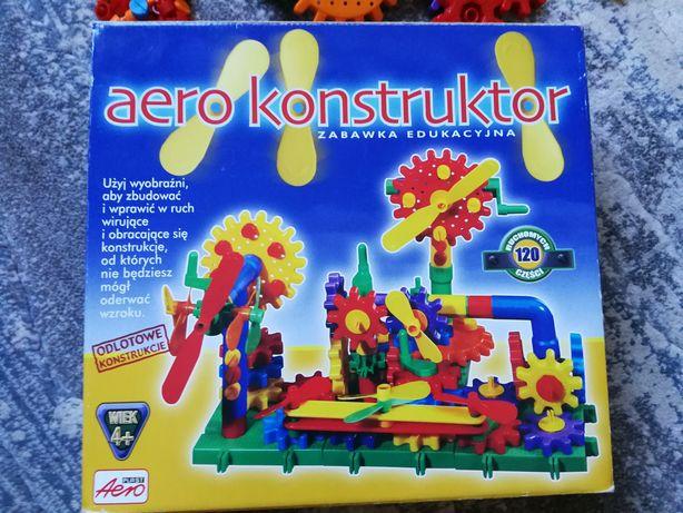 Aero konstruktor zabawka edukacyjna