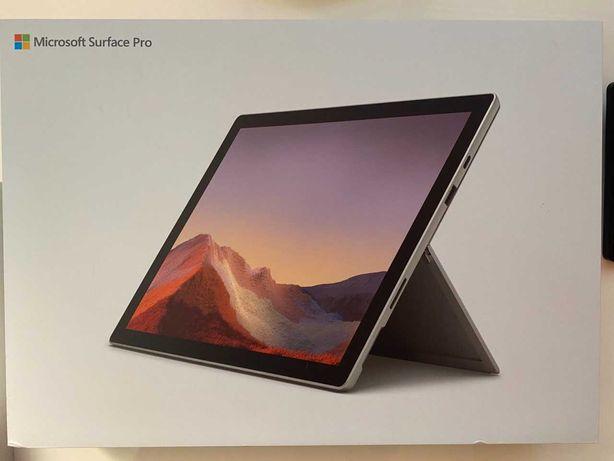 Планшет Microsoft Surface 7 Pro i5 8gb RAM + TypeCover+Pencil