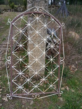 Grades em ferro rústicas para janelas/postigos!