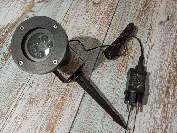 """Лазерный проектор """"Снежинки"""" 326-1"""