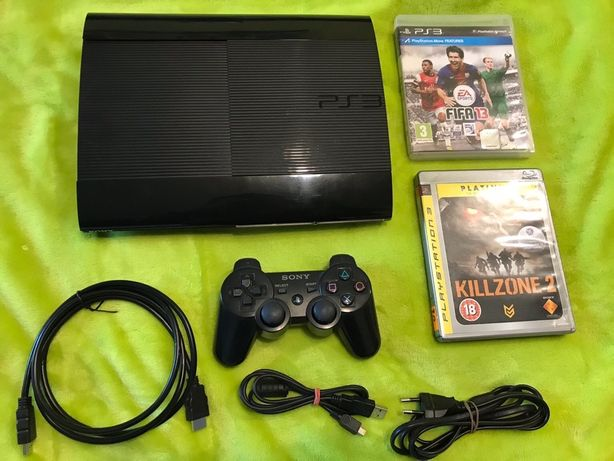 Zestaw Playstation 3, Ps3