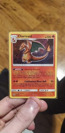 Chalizard karta pokemon